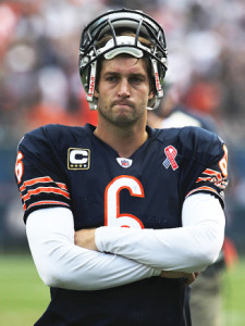 NFL Player Jay Cutler