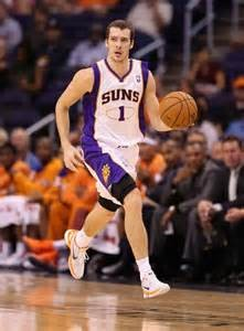 Phoenix guard Goran Dragic.