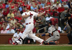 St. Louis Cardinals Outfielder: Matt Holliday