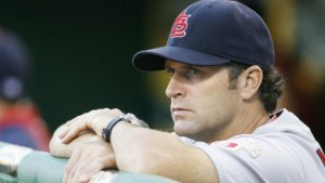 St. Louis Cardinals Manager: Mike Matheny