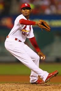 Former Cardinals Reliever Sam Freeman.