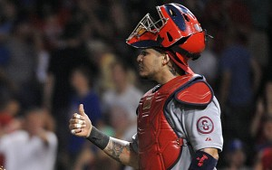 St. Louis Cardinals Catcher: Yadier Molina