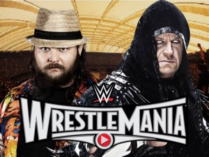 Bray Wyatt vs. The Undertaker