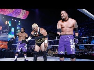 Recapturing the magic with his sons, The Uso's