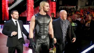 Is Team Authority losing faith in Rollins?