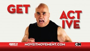 Get active with Bas Rutten!