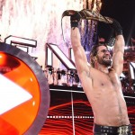 Rollins raises his new title!