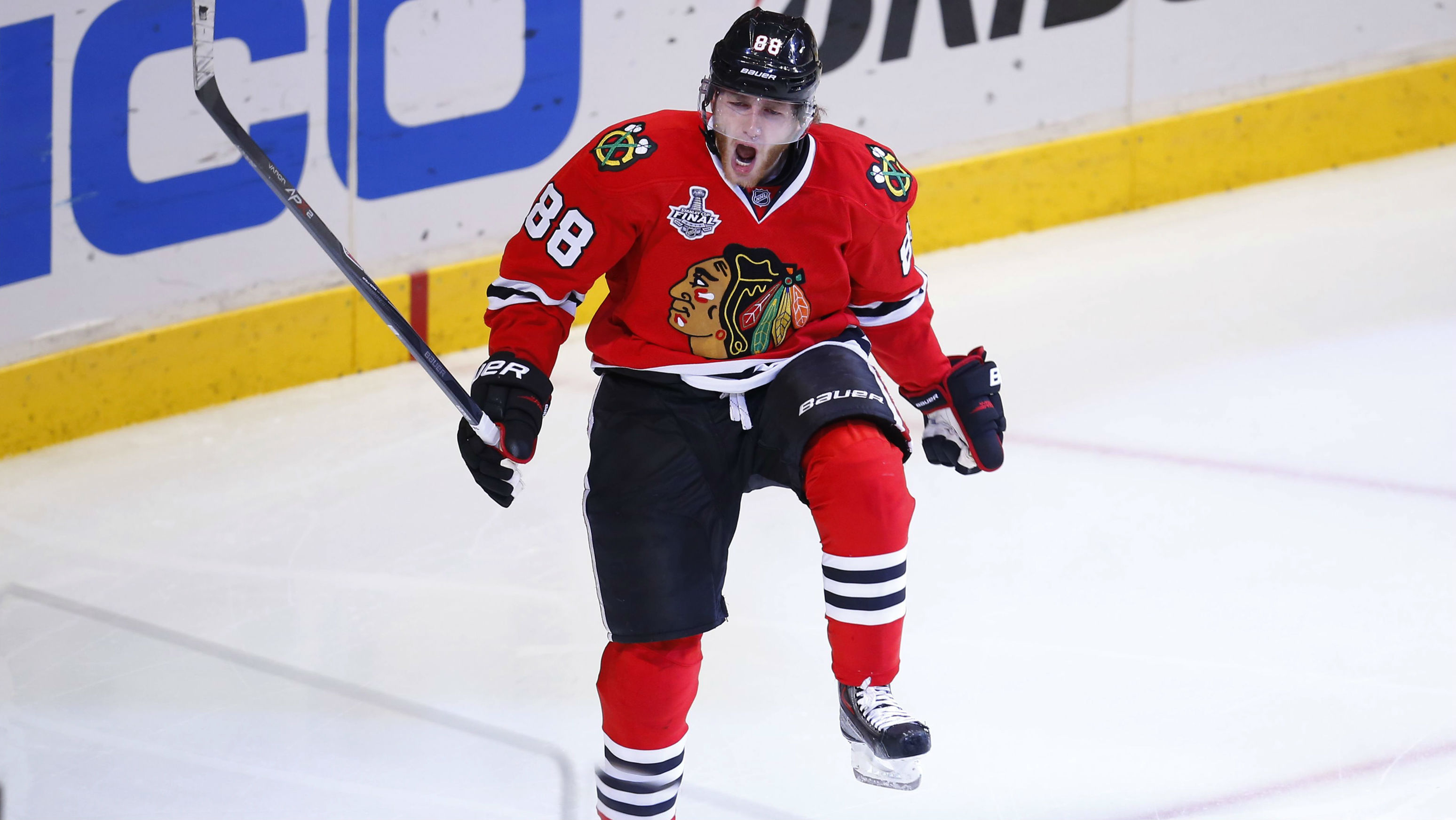 Hope In Minnesota >> Patrick Kane Celly   www.pixshark.com - Images Galleries With A Bite!