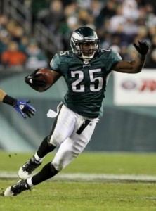 LeSean McCoy, one of the league's leading rushers over the past few years, is now a Buffalo Bill