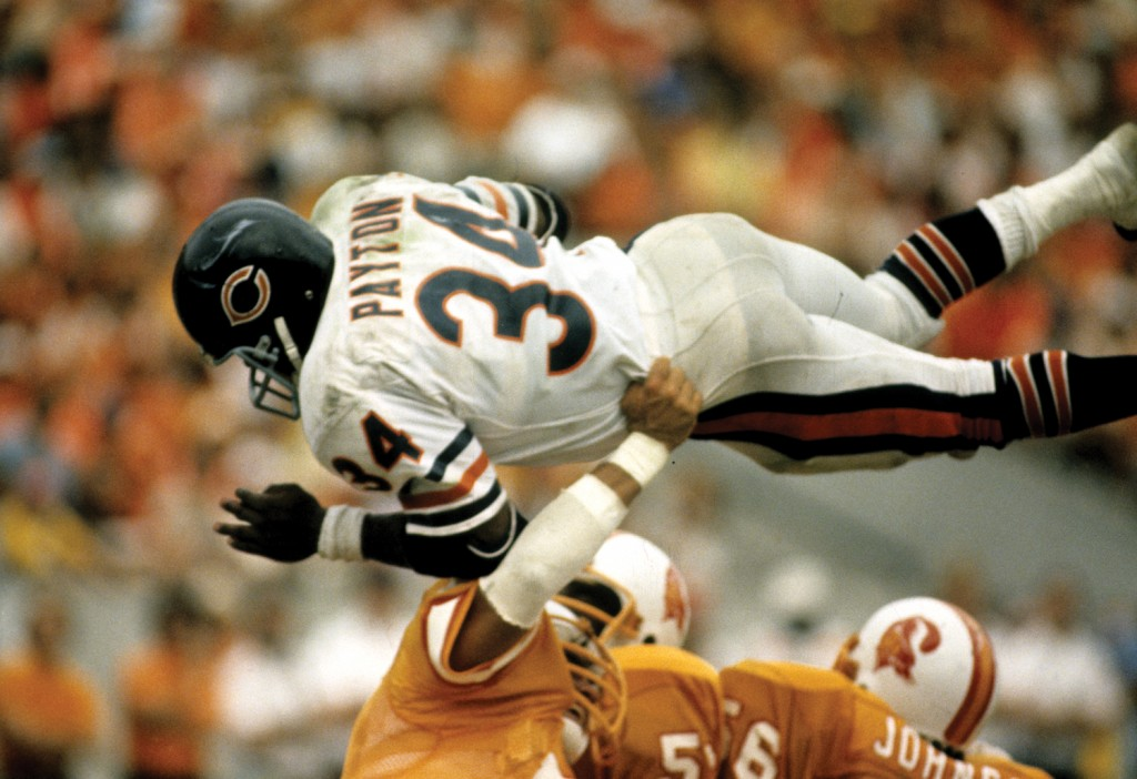 walter payton Roots of football proudly recognizes nfl legend walter sweetness payton  with vintage clothing nfl man of the year in 1977 and superbowl champ in.