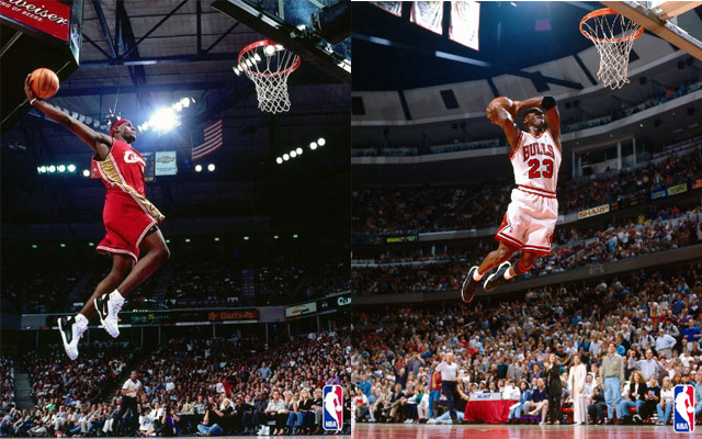 LeBron Vs MJ The Great Basketball Debate