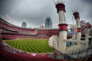 Great-American-Ballpark-From-Center-With-Steamboat-Smokestacks