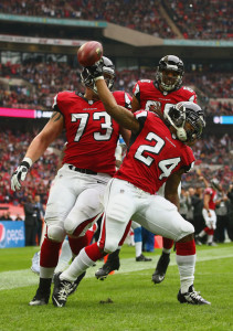 Devonta Freeman looks to have another strong performance