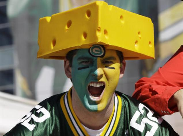 packers cheese head