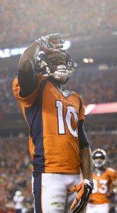 Broncos San Diego Chargers