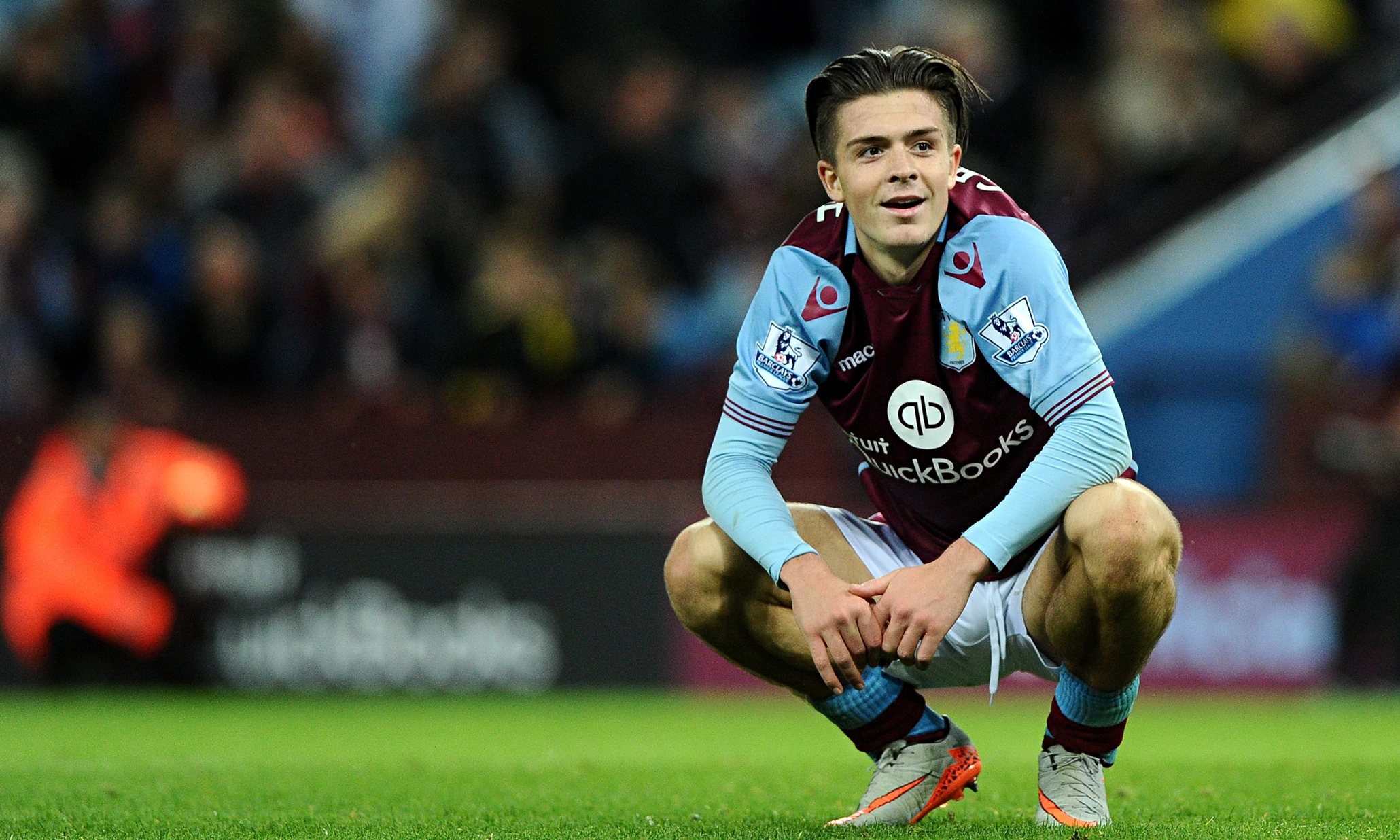 Grealish dropped by Garde – Cleat Geeks