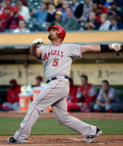 Albert+Pujols+Los+Angeles+Angels+Anaheim