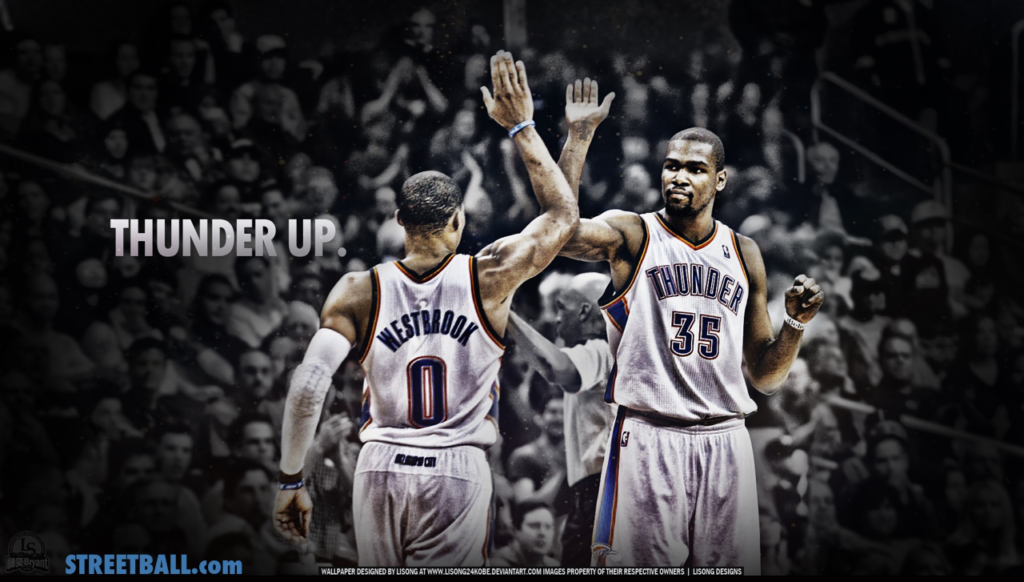 Russell_Westbrook_and_Kevin_Durant_Thunder_Wallpaper