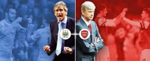 arsenal v city