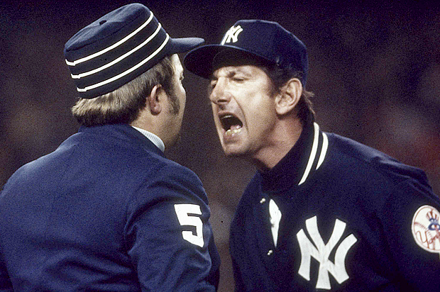 Billy Martin, Bruce Froemming